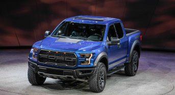Ford F-150 Raptor terá um motor EcoBoost de 450 cavalos de potência