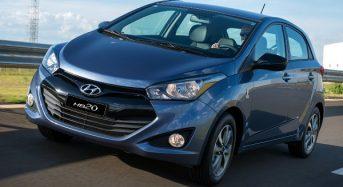 Nova linha do Hyundai HB20 2015 chega com nova central de multimídia