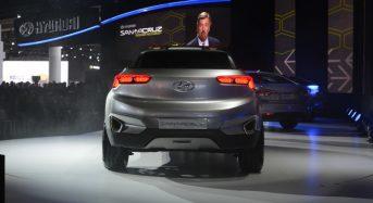 Hyundai Santa Cruz – Novo carro conceito mescla os modelos Vera Cruz e Santa Fé