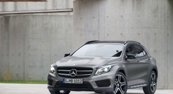 Novo Mercedes-Benz GLA – Especificações do modelo