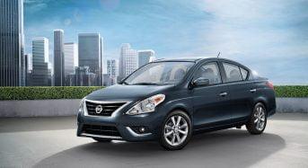 Nissan New Versa 2015 começa a ser fabricado em Resende, no Rio de Janeiro