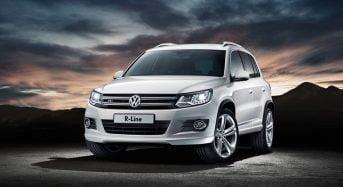 Volkswagen deve lançar nova geração do Tiguan em 2017