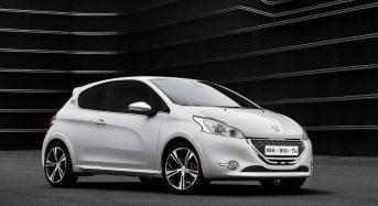 Peugeot 208 GT deve chegar ao mercado no primeiro trimestre de 2015