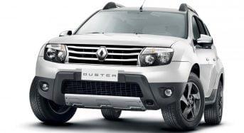 Renault – Vendas de modelos da marca crescem 0,3% em 2014 no Brasil