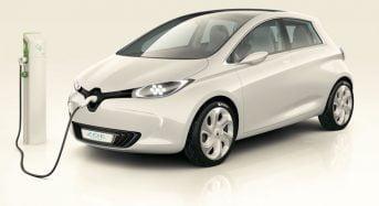 Renault Zoe faz parte do Programa de Mobilidade Elétrica no Brasil