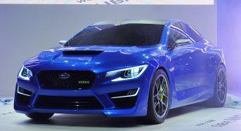 Subaru lança vários modelos no Salão do Automóvel de Tokyo 2015