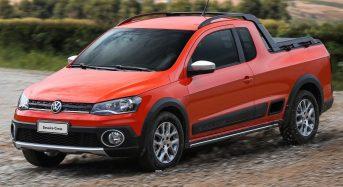 Volkswagen Saveiro 1.6 2015 tem garantia total por 3 anos