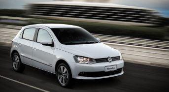Volkswagen Gol manteve a liderança de vendas na Argentina