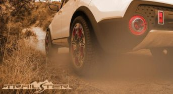 Kia TrailSter – Teaser do conceito é revelado