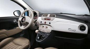 Fiat 500 Vintage 57 será apresentado no Salão de Genebra