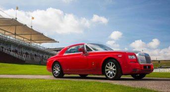 Apresentação do Rolls-Royce Phantom Coupé Al-Adiyat
