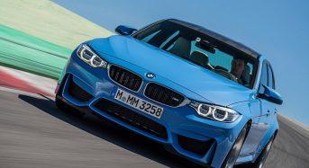 Lançamento do Novo BMW M3 Sedan no Brasil