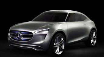 Mercedes G-Code Concept – Novo SUV Movido a Hidrogênio