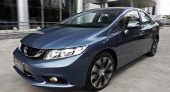 Honda Civic EXR 2016 – Lançamento e Preço no Brasil