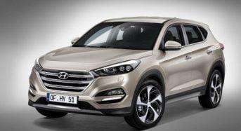 Novo Hyundai Tucson não deve chegar ao Brasil