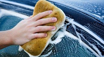 SP pode aplicar Multa para Quem Lavar o Carro com Água Tratada