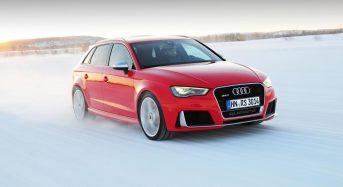 Lançamento do Novo Audi RS3