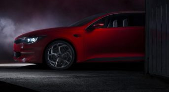 Novo Kia Optima – Protótipo será apresentado no Salão de Genebra 2015