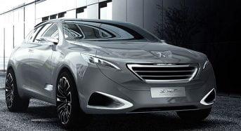 Novo Peugeot 6008 com Sete Lugares deve ser lançado em 2016
