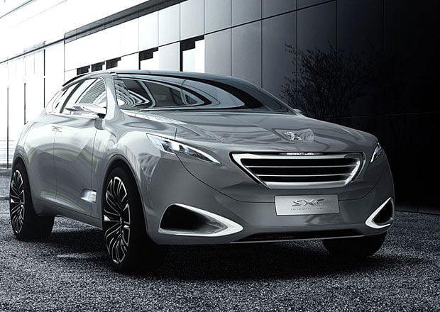 Novo Peugeot 6008 Com Sete Lugares Deve Ser Lan 231 Ado Em