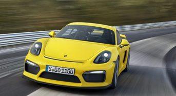 Lançamento do Novo Porsche Cayman GT4