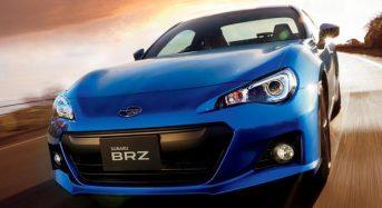 Subaru BRZ 2015 ganha Melhorias no Japão