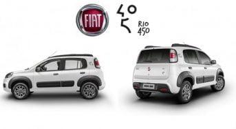 Novo Fiat Uno Rio 450 – Edição Especial traz Novidades