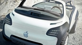 Apple – Rumores aumentam sobre o iCar