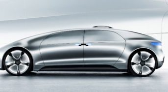 Mercedes mostra conceito de possível carro da Apple