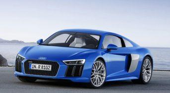 Audi R8 – Novo modelo tem primeiras imagens divulgadas