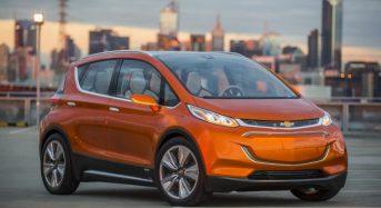 Chevrolet vai produzir Bolt Elétrico nos Estados Unidos