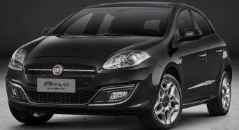 Fiat Bravo BlackMotion 2015 – Confira novidades do modelo