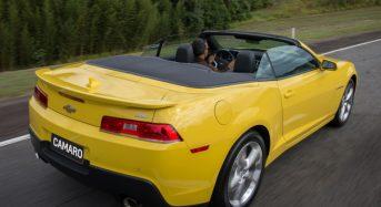 Chevrolet Camaro Sunrise – Confira o teste drive