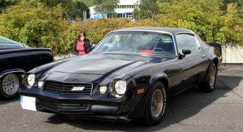 Curiosidades sobre o Chevrolet Camaro