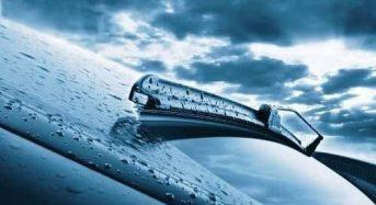 Dicas e cuidados para trocar o limpador de para-brisa do carro