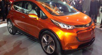 Chevrolet Bolt – Carro elétrico poderá mudar de nome