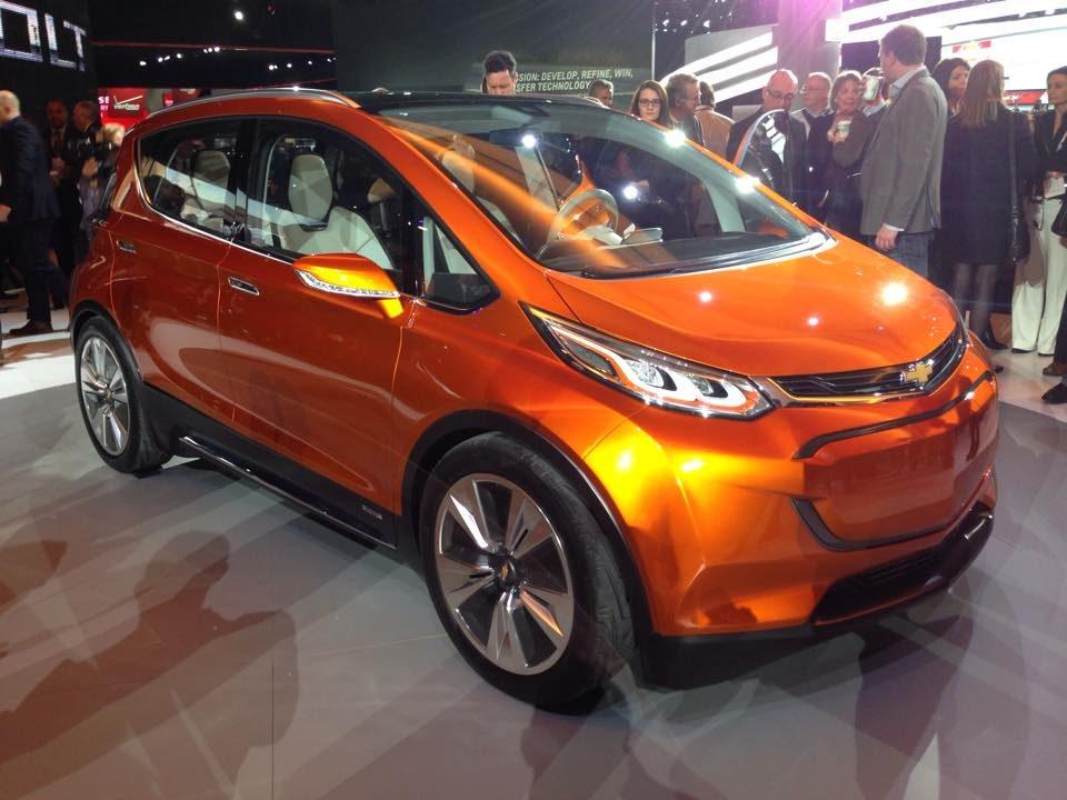 Chevrolet Bolt – Carro elétrico poderá mudar de nome • Carro Bonito