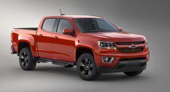 Chevrolet Colorado Gearon terá edição especial no Salão de Chicago 2015