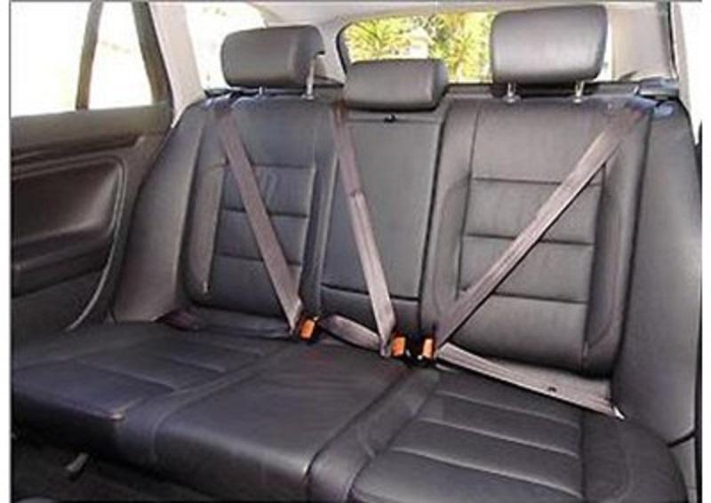 Carros deverão ter somente cintos de segurança de 3 pontos ...