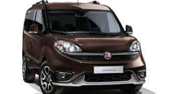 Fiat Doblò Trekking é lançado no Salão de Genebra