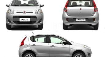 Fiat Palio é líder de vendas em Janeiro e passa o VW Gol