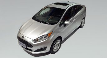 Ford Fiesta Sedan Titanium Plus chega por R$ 69 mil