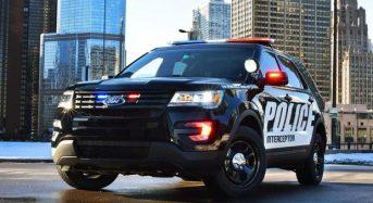 Ford Interceptor – Marca lança novo modelo de carro para Polícia dos Estados Unidos
