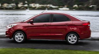 Ford Ka+ e Fiesta Sedan são tirados do catálogo da marca
