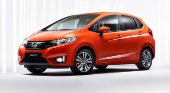 Honda Fit tem novo modelo lançado na Europa