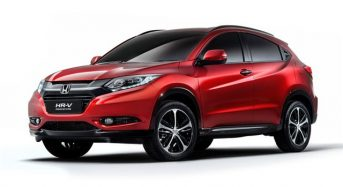 Honda HR-V ganha site oficial e novo teaser divulgado