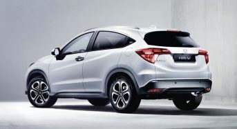 Honda HR-V Europeu tem novidades do modelo reveladas