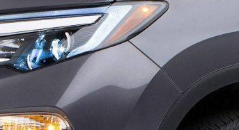 Honda Pilot 2016 – Imagem do novo modelo vaza na web