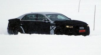 Hyundai Equus – Novo modelo foi fotografado em testes