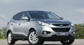 Hyundai ix35 pode ser produzido no Brasil